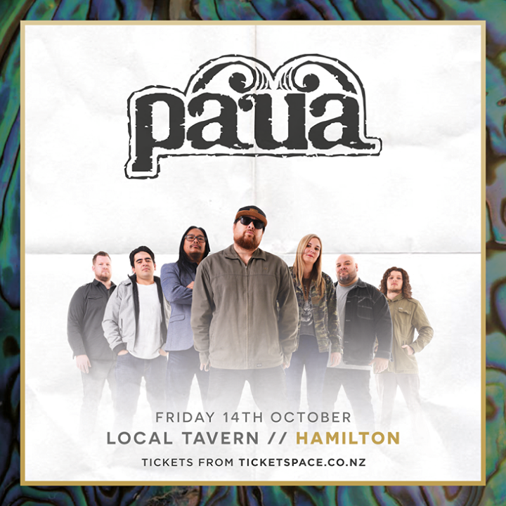 Paua Tour Dates