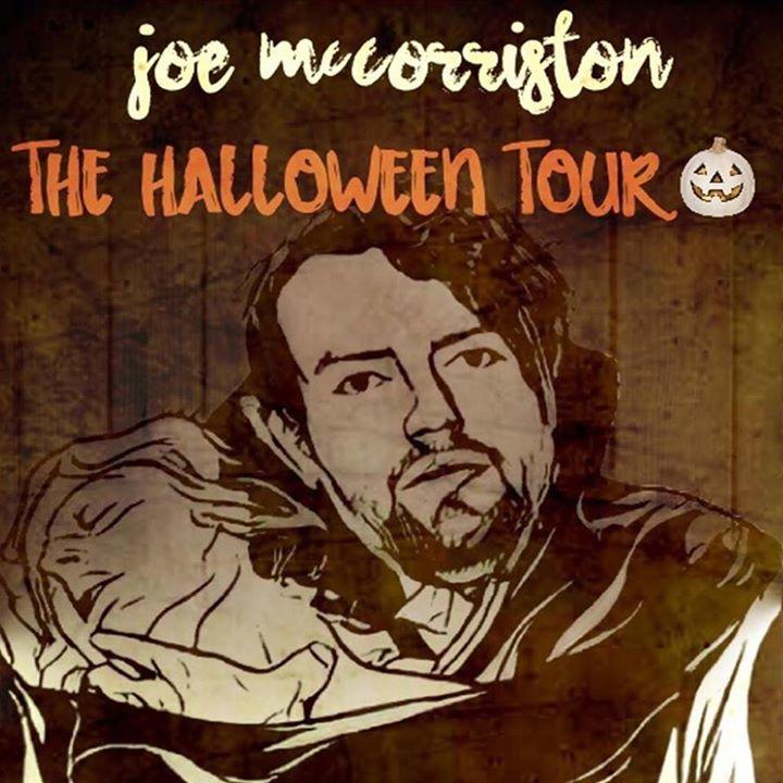 Joe McCorriston Tour Dates