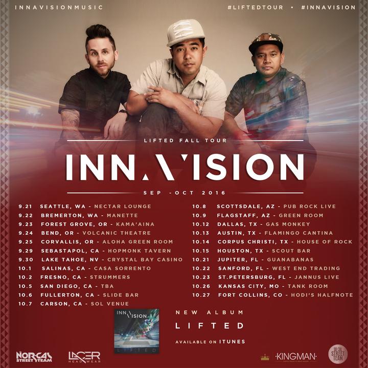 inna vision Tour Dates