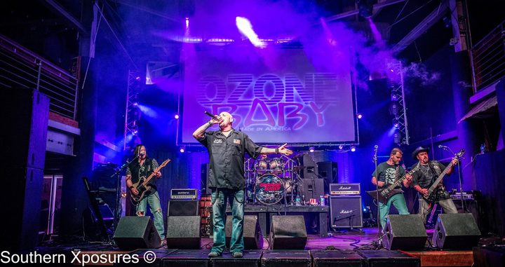 Ozonebaby @ Cliff's Bar and Grill - Jacksonville, FL
