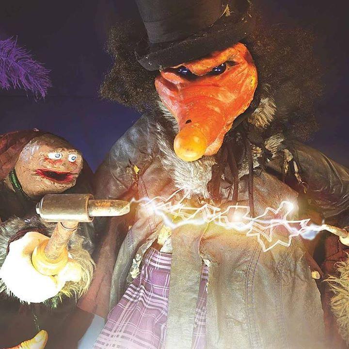 Puppetmastaz Tour Dates