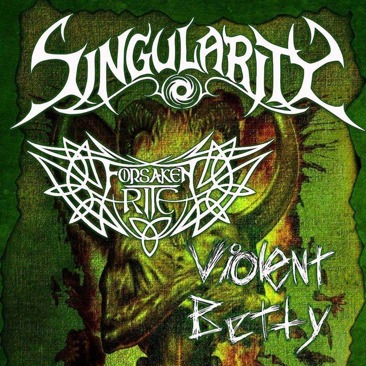 Singularity (Canada) Tour Dates