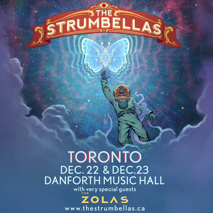 The Strumbellas @ Danforth Music Hall - Toronto, Canada