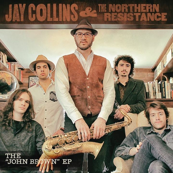 Jay Collins Tour Dates