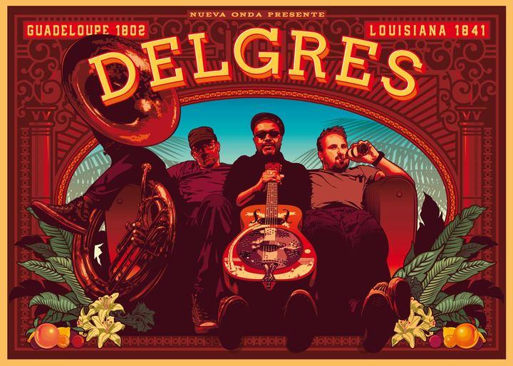 Delgres Tour Dates