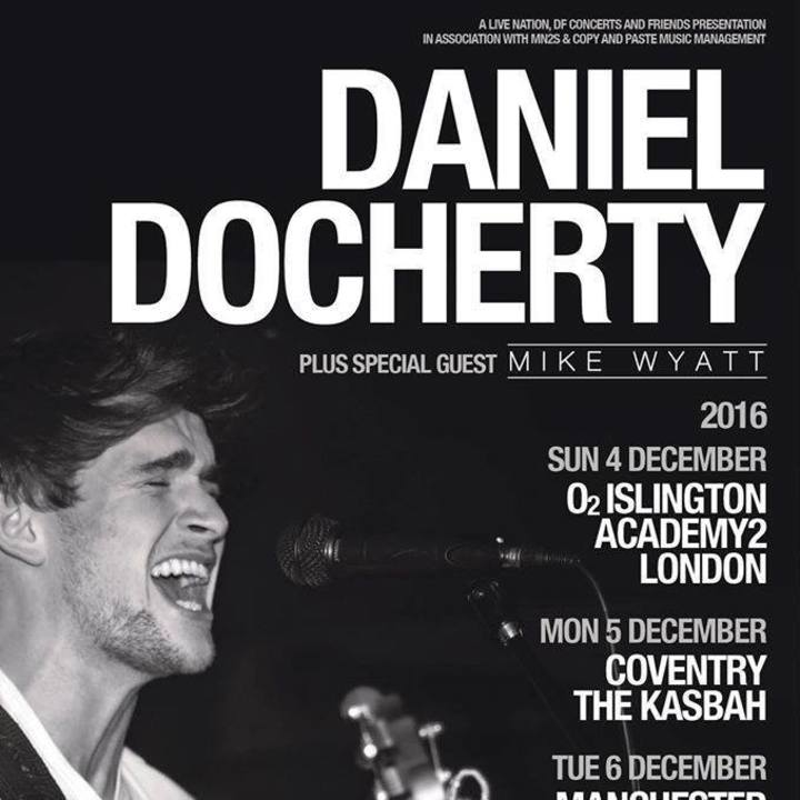 Daniel Docherty Tour Dates