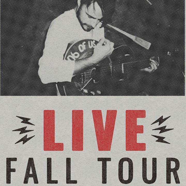 The Bones of J.R. Jones Tour Dates