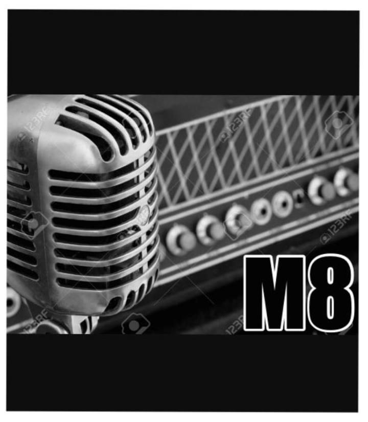 M-8 Tour Dates