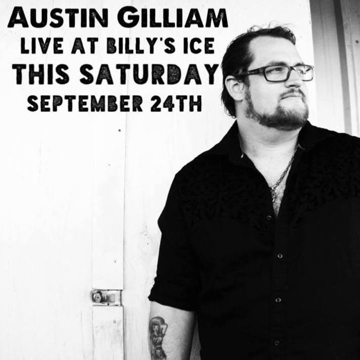 Austin Gilliam Tour Dates