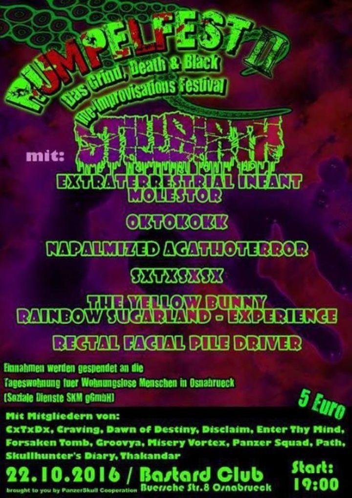 Stillbirth Tour Dates