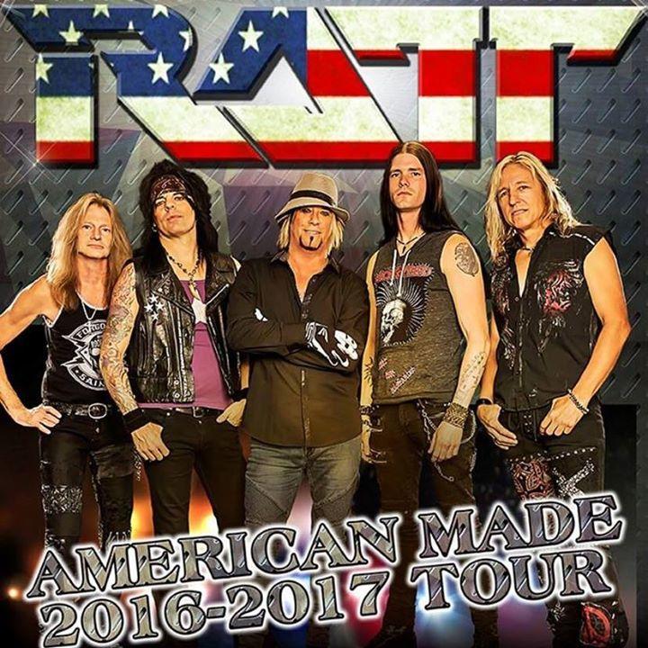 Ratt @ Spokane Arena - Spokane, WA