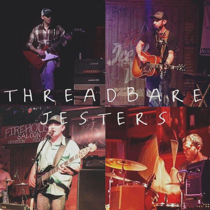 Threadbare Jesters @ Firehouse Saloon - Houston, TX
