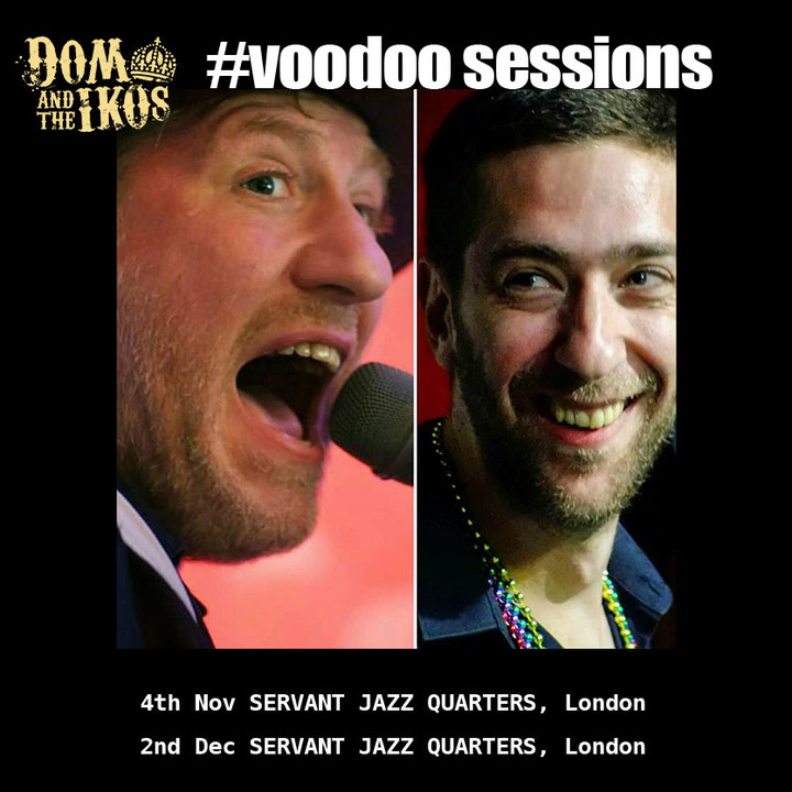 Dom Pipkin and The Iko's @ Servant Jazz Quarters - London, United Kingdom