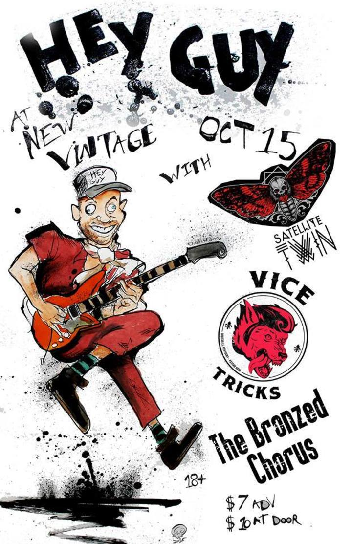 Vice Tricks Tour Dates