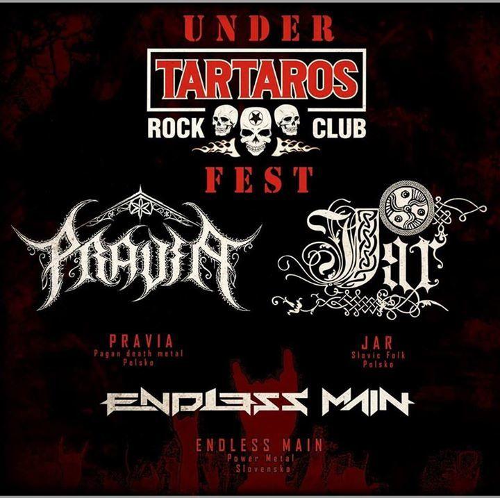 Endless Main Tour Dates