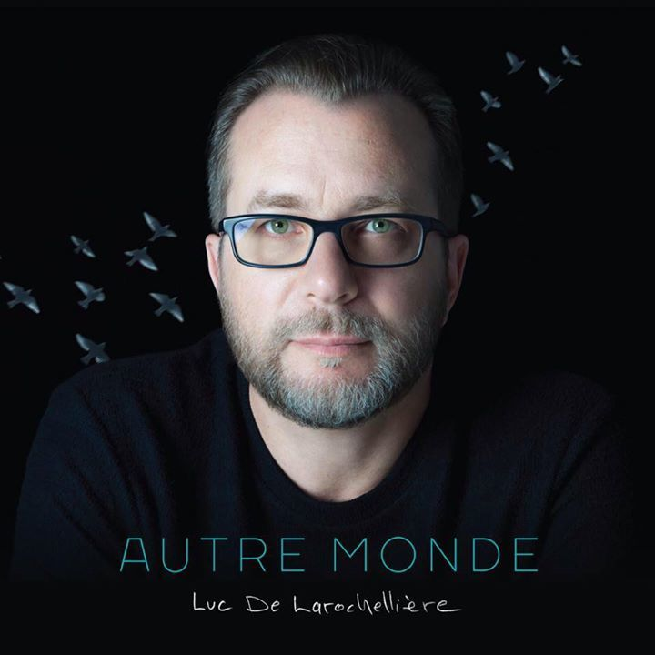 Luc De Larochelliere @ Centre d'art de RIchmond - Richmond, Canada