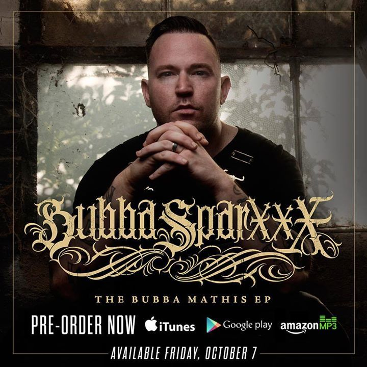 Bubba Sparxxx Music Tour Dates