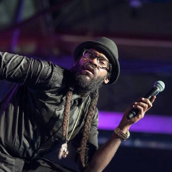 Tarrus Riley @ Ship Point - Victoria, Canada