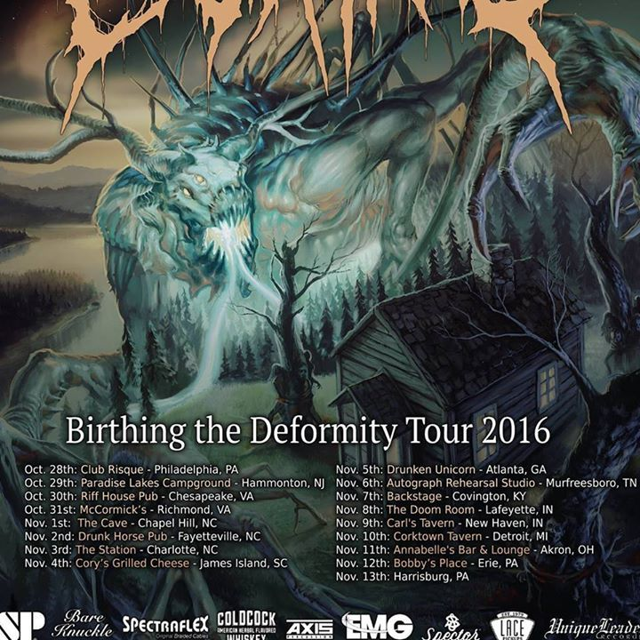 Cognitive Tour Dates