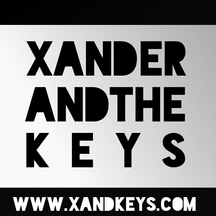 Xander & The Keys @ The Old Barn Club - Yeovil, United Kingdom