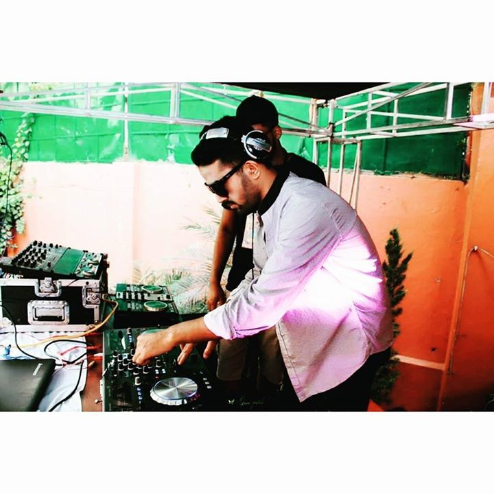 DJ Sagar Tour Dates