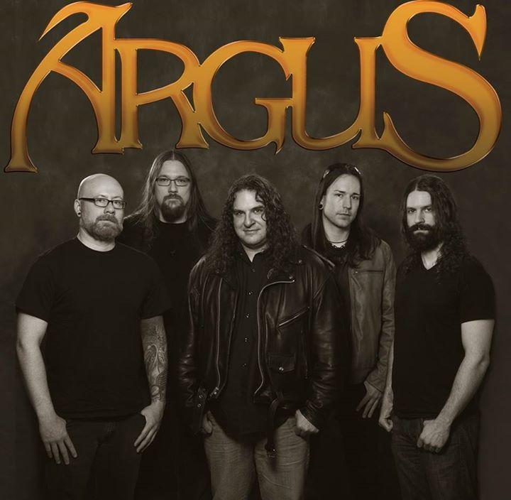Argus Tour Dates