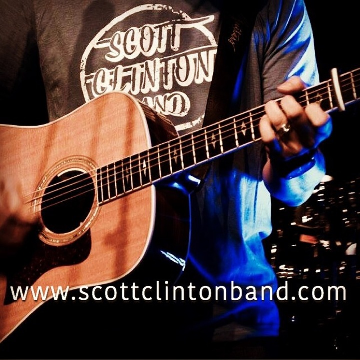 Scott Clinton Band Tour Dates