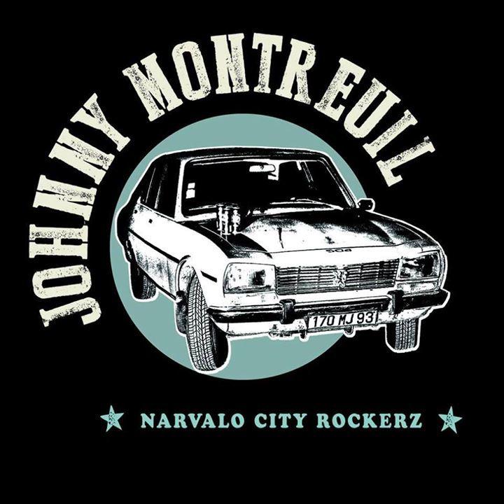JOhnny Montreuil Tour Dates