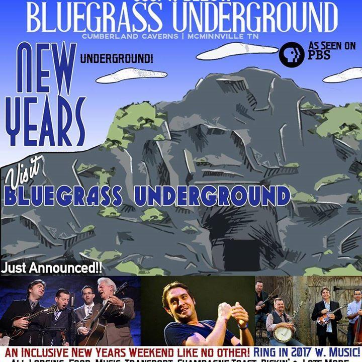 Blueground Undergrass Tour Dates