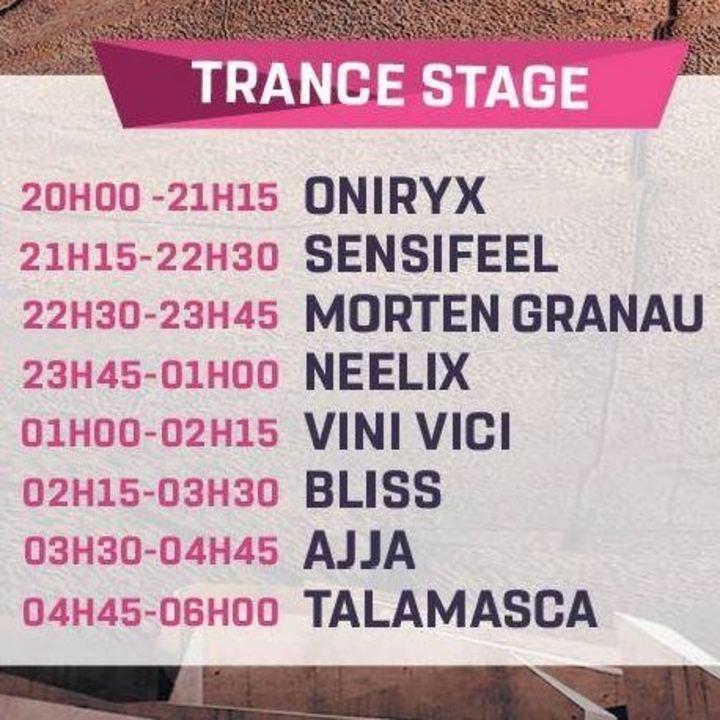 ONIRYX Tour Dates