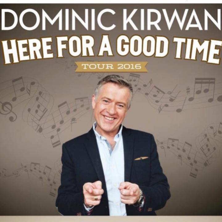 Dominic Kirwan Tour Dates