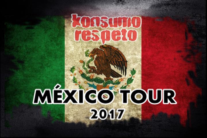 Konsumo Respeto @ C3 Stage - Guadalajara, Mexico