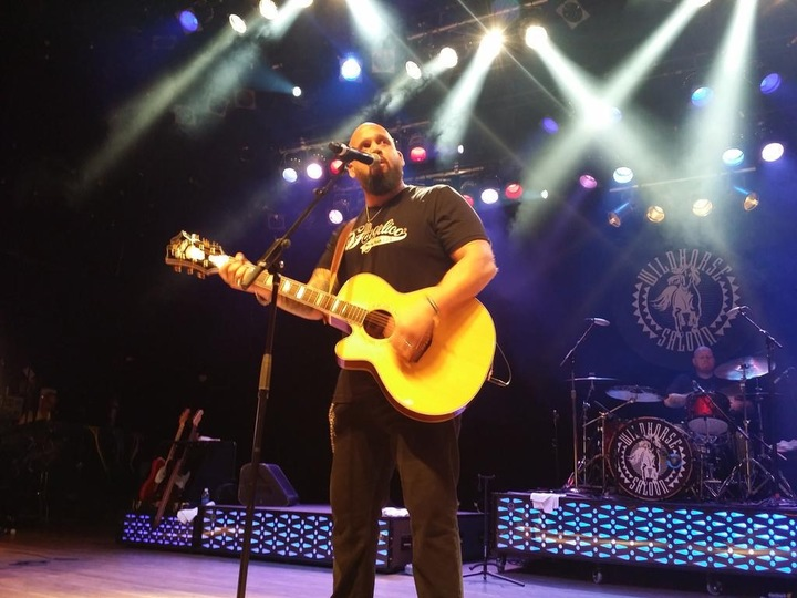 Benton Blount Tour Dates