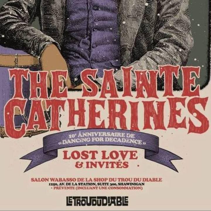 The Sainte Catherines Tour Dates