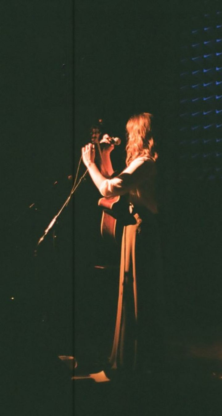 Kaylyn Marie Scardefield @ Joe's Pub    Opening for the lovely Carrie Newcomer!  - New York, NY