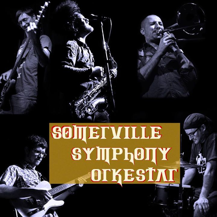 Somerville Symphony Orkestar Tour Dates
