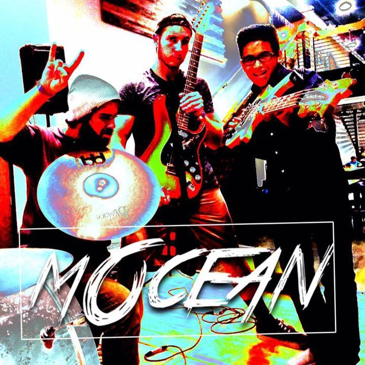 MOcean Tour Dates