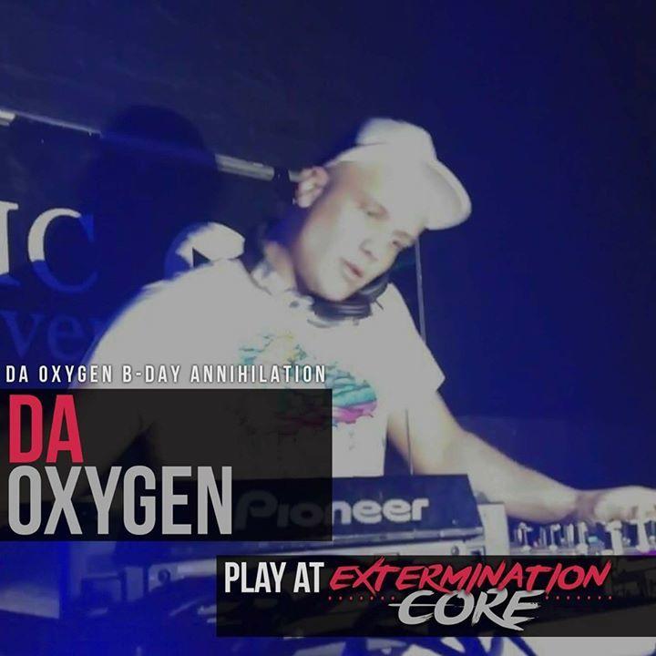 Dj Da OxyGen Tour Dates