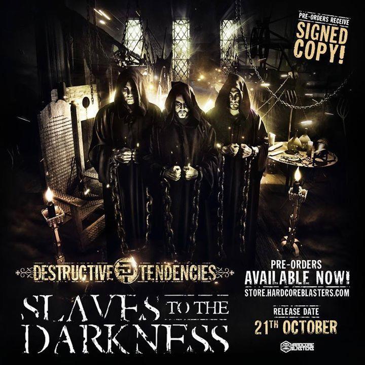 Destructive Tendencies Tour Dates