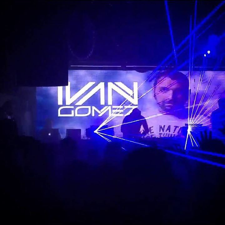 Ivan Gomez Tour Dates