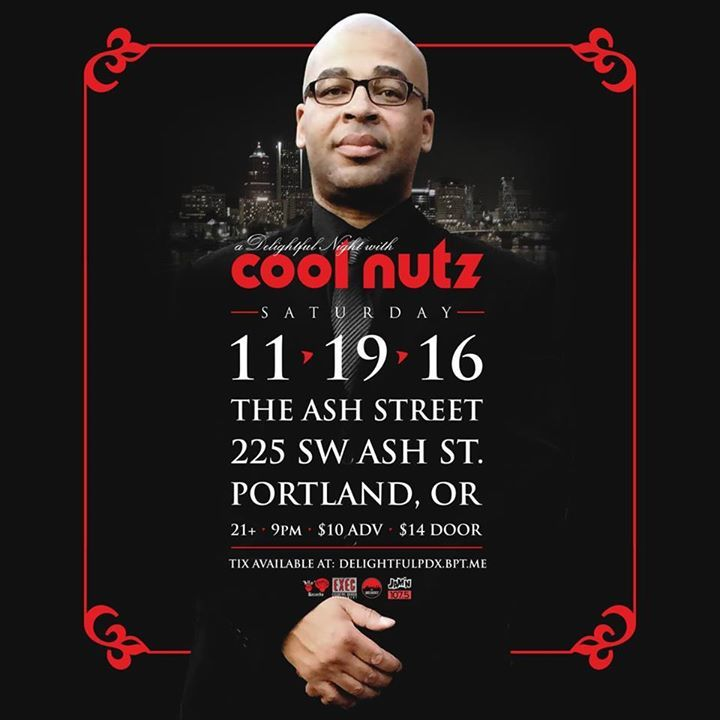 Cool Nutz Tour Dates