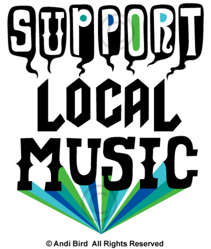 Support Local Music Tour Dates