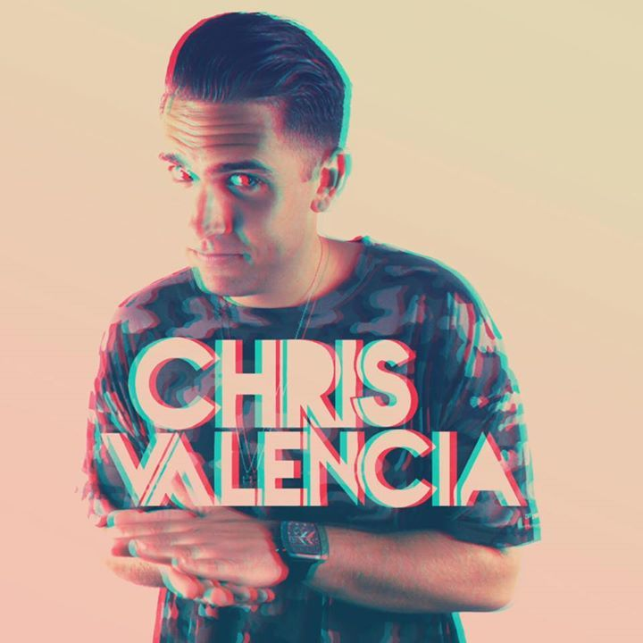 Chris Valencia Tour Dates