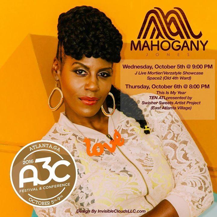 mahogany jones Tour Dates