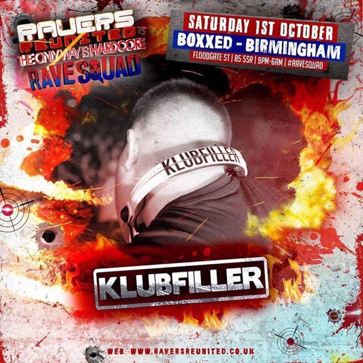 Klubfiller Tour Dates