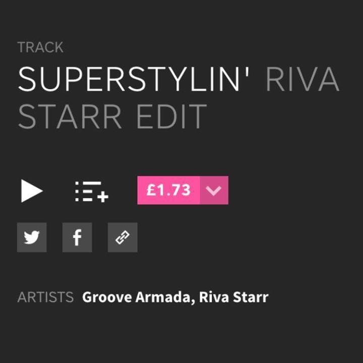 Riva Starr Tour Dates