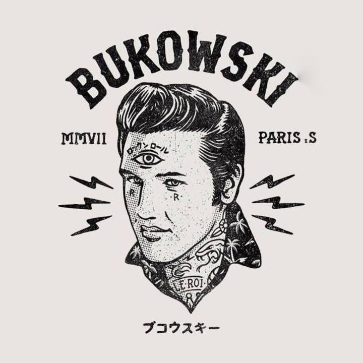 BUKOWSKI @ Le Père Noel est un Rocker - Mantes-La-Jolie, France