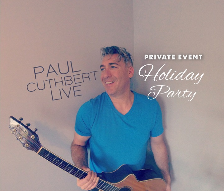 Cuthbert Live @ Private Event - Holiday Party - Wantagh, NY
