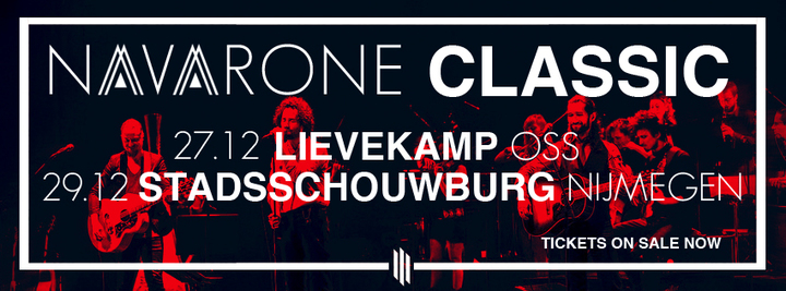 Navarone @ Theater Lievekamp - Oss, Netherlands