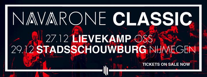 Navarone @ Stadsschouwburg en De Vereeniging - Nijmegen, Netherlands